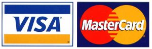 MasterCard and Visa icon