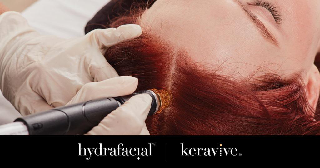 Keravive™ Scalp Health Treatment